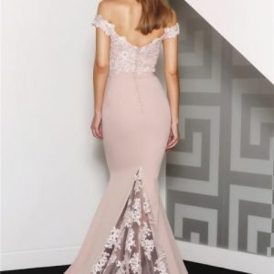Bridesmaid gown by Jadore at Perfect Day Bridal.