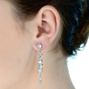 Wedding earring by Windsor Bridal Jewellery at Perfect Day Bridal